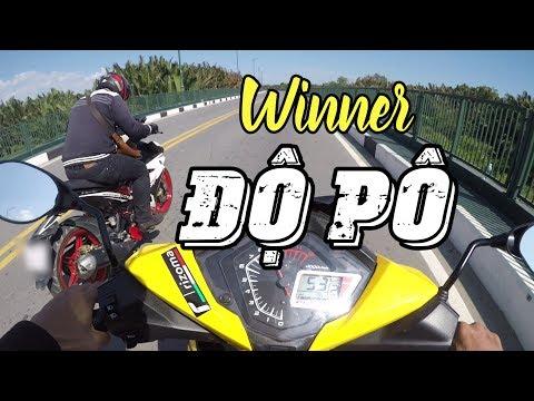 🏍🏍🏍Thử lực Winner 150 độ pô Redleo - Giao lưu vui vẻ cùng Exciter 150 | MinC Motovlog🏍🏍🏍