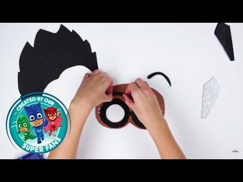 DIY Halloween Costume for PJ Masks villain ROMEO!!