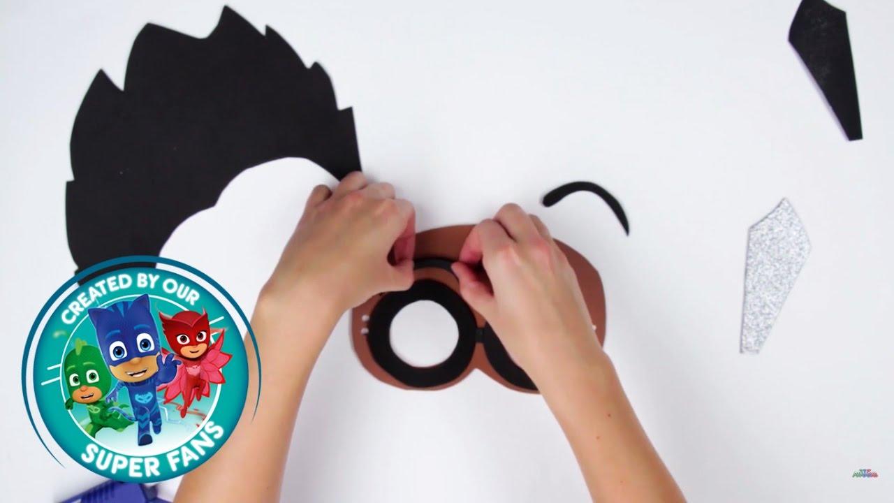 Pj Masks Catboy Toddler Classic Costume T Kostm Mask Topeng Diy Halloween For Villain Romeo