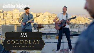 Coldplay Èkó Live in Jordan