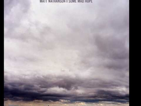 Matt Nathanson  All We Are w lyrics