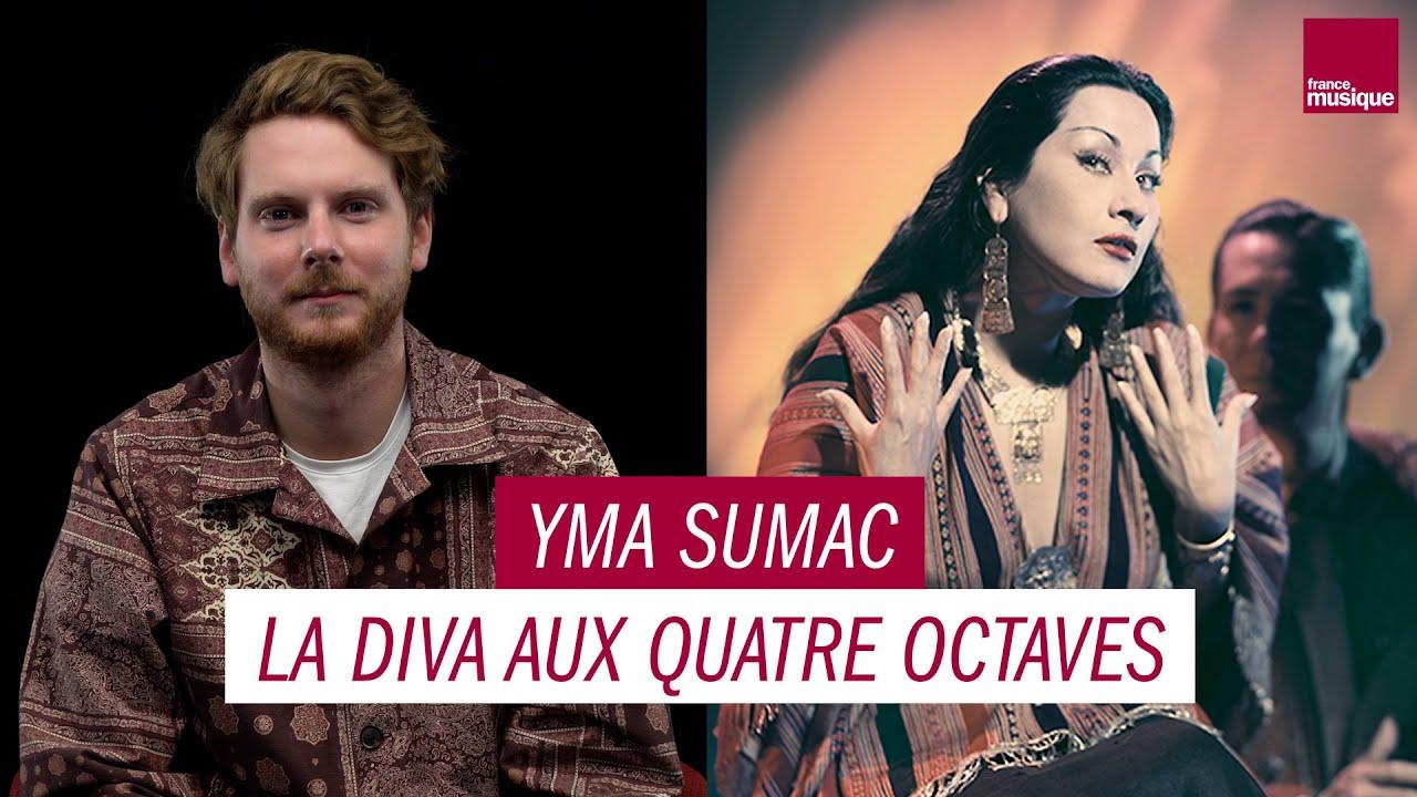 """Yma Sumac, """"la Diva aux quatre octaves"""" - MAXXI Classique"""