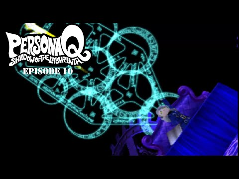 Download Let's Play Persona Q Shadow of the Labyrinth Episode 10 Persona Fusion