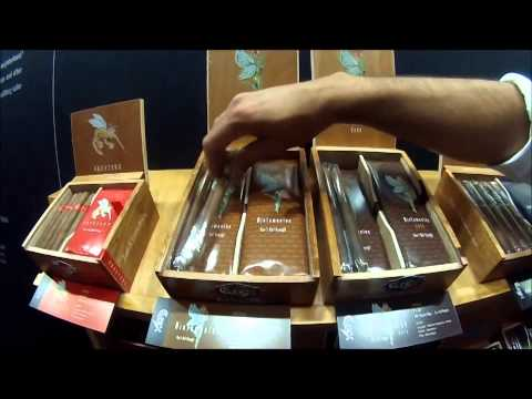 Interview with Crux Cigars at IPCPR 2014