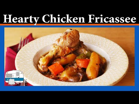 How to make Chicken Fricassee