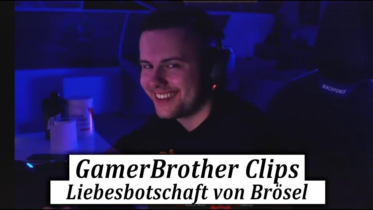 Liebesbotschaft von GamerBrother 😂🤣 | GamerBrother Clips