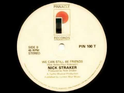 Nick Straker Band You Know I Like It