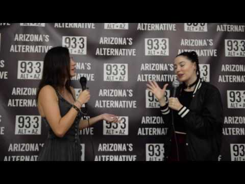 Alternative CHRISTYosities Featuring Bishop Briggs Interview