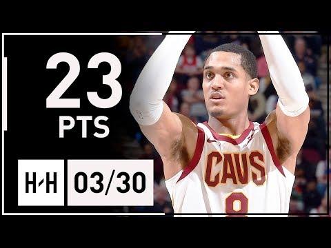Jordan Clarkson's Game Highlights vs Pelicans (VIDEO) 23 Pts, 4/4 3pts