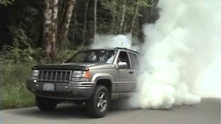 Video 1998 Jeep Grand Cherokee 5.9 Burnout download MP3, 3GP, MP4, WEBM, AVI, FLV September 2018