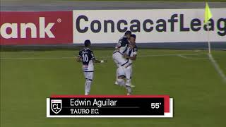SCL 2018: Tauro FC vs FC Motagua Highlights thumbnail