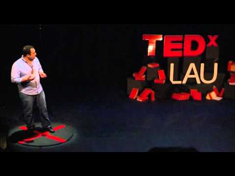 On blogging and the Lebanese Blogosphere: Najib Mitri at TEDxLAU