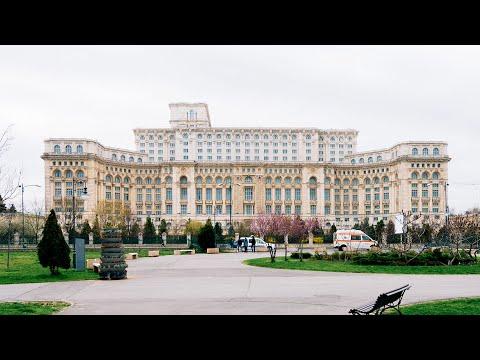 24 HOURS IN BUCHAREST IN ROMANIA