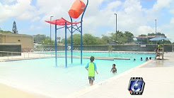 Newly renovated Collier Pool closed due to vandalism