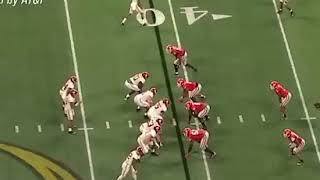 Alabama vs. Georgia winning touchdown