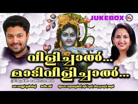 ഭക്തജനങ്ങൾ നെഞ്ചിലേറ്റിയ സൂപ്പർഹിറ്റ് കൃഷ്ണ ഭക്തിഗാനങ്ങൾ  Hindu Devotional Songs Malayalam