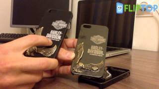 ZIPPO Harley-Davidson aluminium chrome чехлы для iPhone 4/4s, 5/5s(, 2014-12-25T08:04:34.000Z)