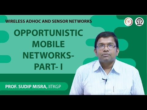 Opportunistic Mobile Networks- Part- I