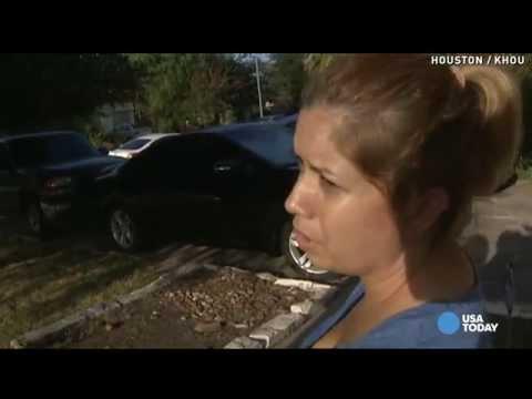 Neighbors react to 'horrific' killing of 6 kids in Houston
