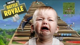 Kid cries after accidentally buying wrong skin in fortnite battle royale