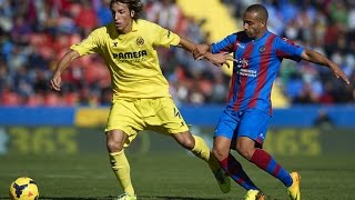 Video Gol Pertandingan Levante vs Villarreal