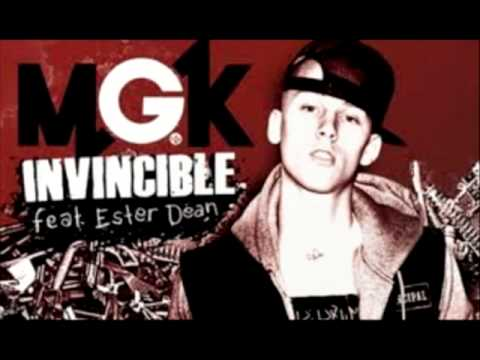 Machine Gun Kelly(MGK) - Invincible (Feat. Ester Dean)