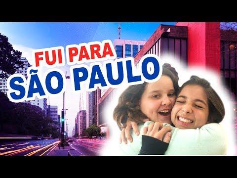 Rolê no shopping de São Paulo com minha amiga Taby