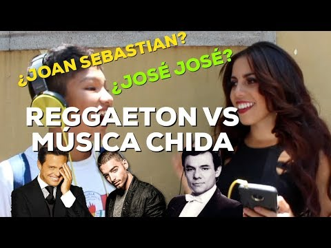 REGGAETON VS MÚSICA CHIDA EN ESPAÑOL/SECUNDARIA/ ¿CUÁNTO SABEN?/KENIA MIRANDA