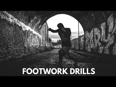 BOXING FOOTWORK DRILLS