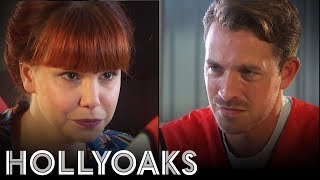 Hollyoaks: Dancy Reunite In Prison