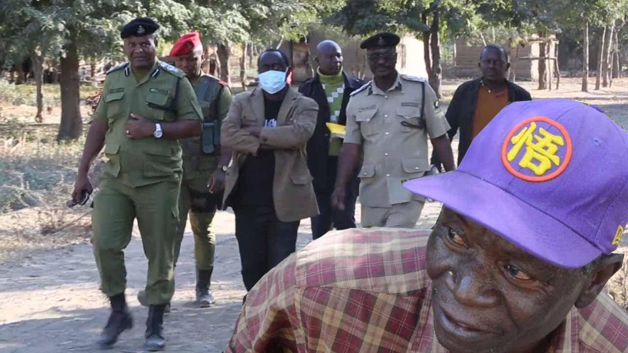 Download KUTOKA MBUGUNI, ALIPOULIWA POLISI Kwa KUKATWA MAPANGA, SHUHUDA ASIMULIA...