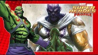 [SHP] 51 Drax the Destroyer จอมพลังผู้เกิดมาเพื่อฆ่า Thanos !!