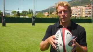 Jonny Wilkinson's Top 3 Rugby Tips