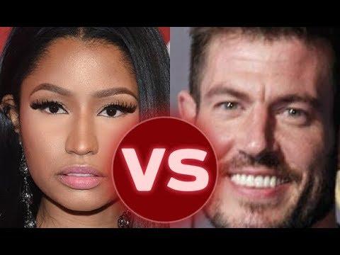 Ron And JP - Nicki Minaj Trying To Sue Former Florida QB Jesse Palmer