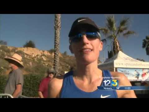 Thousands Complete Santa Barbara Half-Marathon