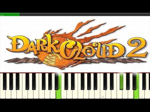Dark Cloud 2 - Spiral of Dreams (Piano)