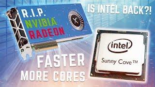 Hot Dang! Intel's Impressive New CPU's & GPU's!
