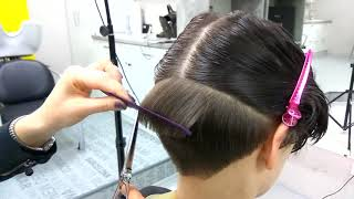 "Pixie haircut (стрижка ""пикси""). Как стричь короткую женскую стрижку"