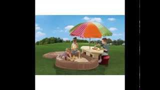 Step2 Naturally Playful Summertime Play Center-kids Outdoor Toys