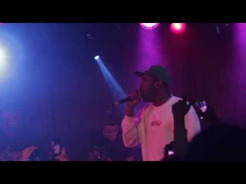 Tyler The Creator , Domo Genesis Performing  - RUSTY