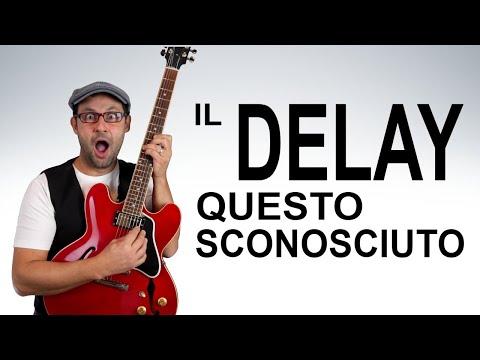 Come regolare il DELAY? - Istruzioni per l'uso + esempio brano ROCK!
