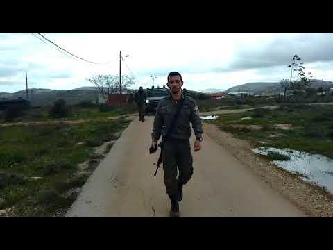 """צפו: לאחר ששרפו ערבים בית תושבים בעדי עד. כוחות מג""""ב בפשיטה ומעצר של צעירים יהודים"""
