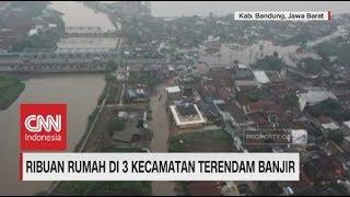 Download Video Ribuan Rumah di Bandung Terendam Banjir, Penampakan dari Udara MP3 3GP MP4
