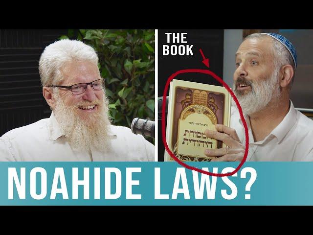 The 7 Noahide Laws (should non-Jews keep the Sabbath?)