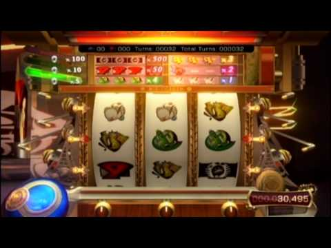 Final fantasy slot machine