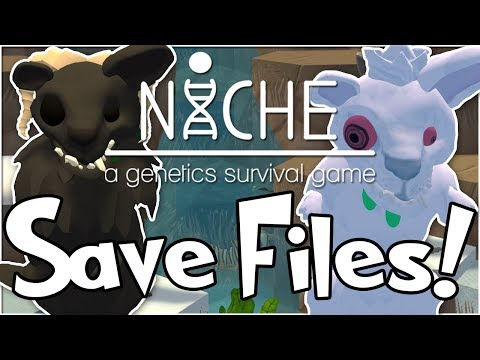 NICHE SAVE FILE GUIDE • Download Our Tribes!!