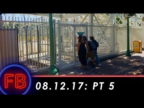 WHERE the new Pixar Pier attraction will be and more RUMOR discussion | 08-12-17 Pt. 5