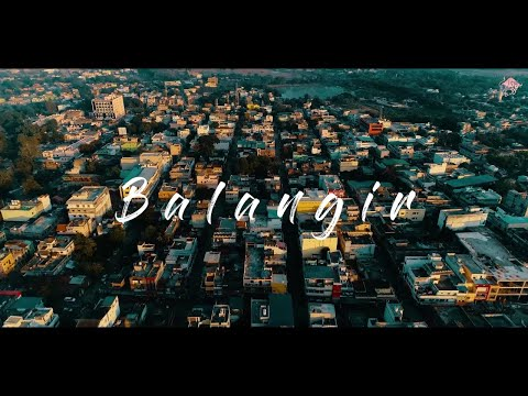Balangir-City In Motion | Drone View | Cinematic Video