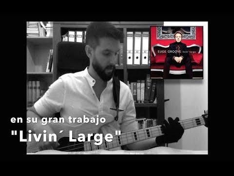 Neftalí Maldonado Eagle Bass Project Sire Bass Marcus Miller Livin large cover Euge Groove