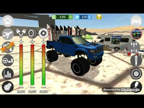 gigabit offroad hack 1.22